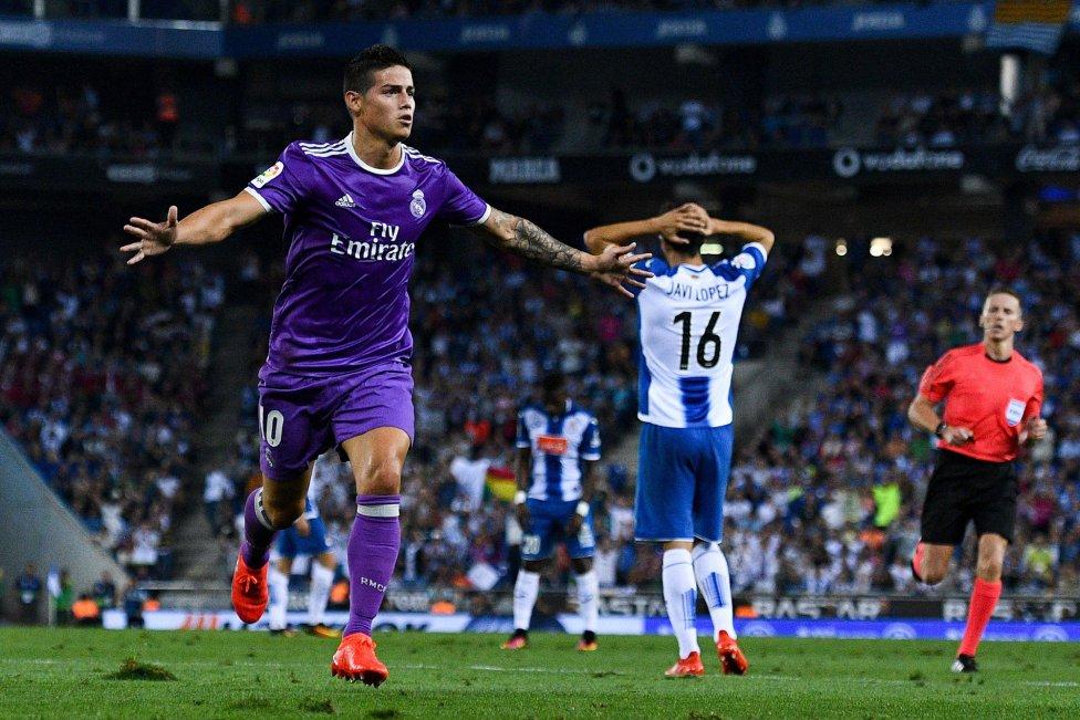 رسميا.. خاميس رودريغيز من ريال مدريد الى بايرن ميونيخ