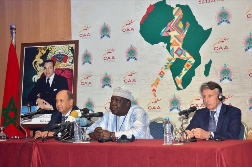 رسالة ملكية سامية للمؤتمر 27 للكونفدرالية الإفريقية لألعاب القوى