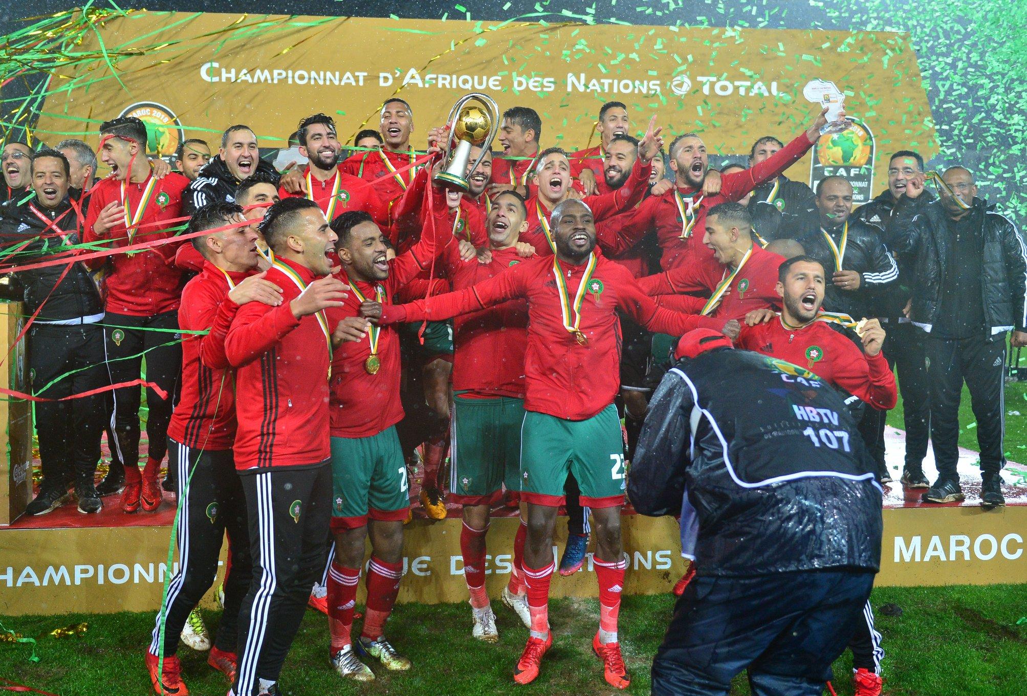 بطولة افريقيا للاعبين المحليين: طريق المنتخب المغربي نحو الفوز باللقب