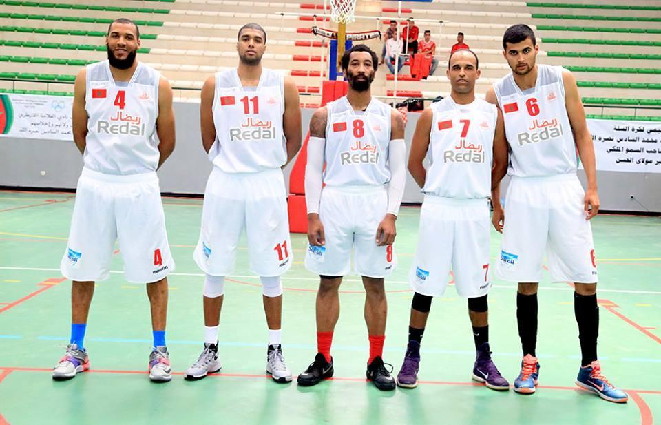 جمعية سلا والوداد في نهائي بطولة كرة السلة