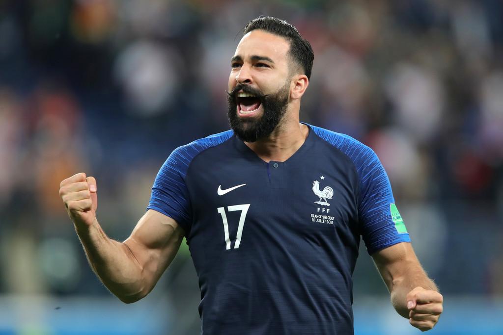 مونديال 2018: شاربا عادل رامي يجلبان الحظ لفرنسا... وباميلا