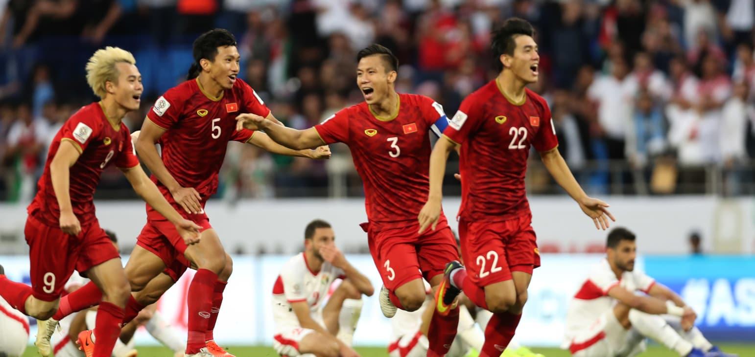 مدرب فيتنام: لم نتأهل بضربة حظ