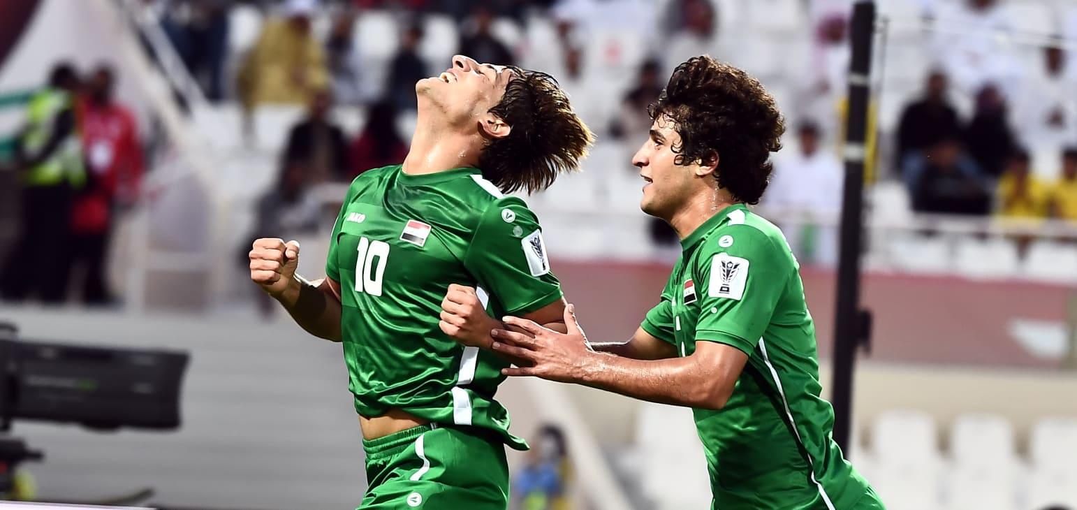 كأس آسيا 2019: العراق يرافق إيران إلى دور الثمن