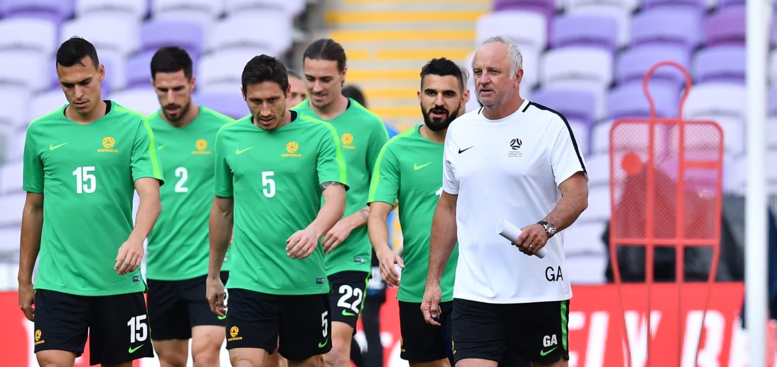 مدرب أستراليا: لسنا مغرورين ولا مجال لهزيمة أخرى