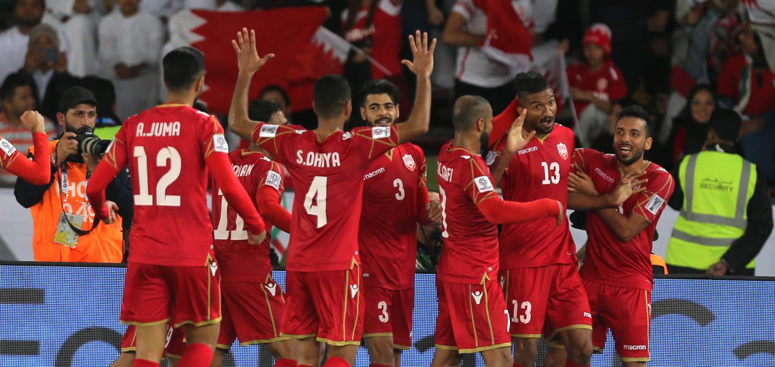البحرين لا تملك سجلا جيدا أمام تايلاند