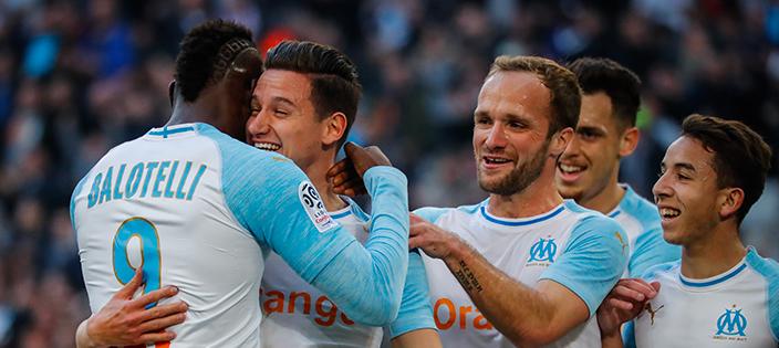 بطولة فرنسا: أول ثلاثة انتصارات متتالية لمرسيليا