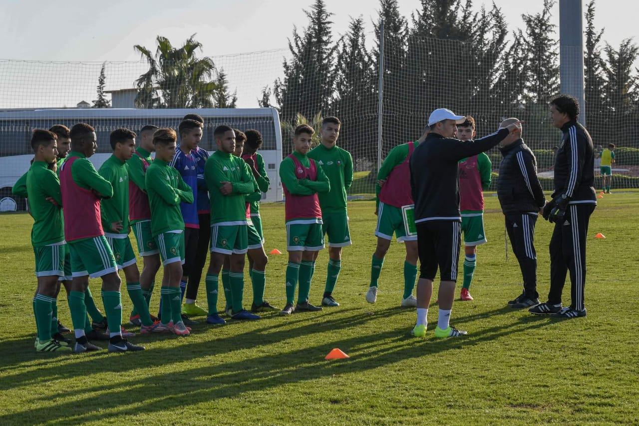 هذا ما قاله السلامي عن مشاركة المنتخب الوطني للفتيان في دوري أنطاليا