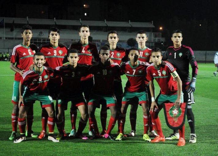 منتخب أقل من 18 سنة في دوري شمال إفريقيا بمصر