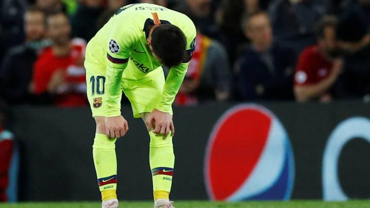 الصحف الإسبانية تتحدث عن اقصاء برشلونة بعبارات قاسية