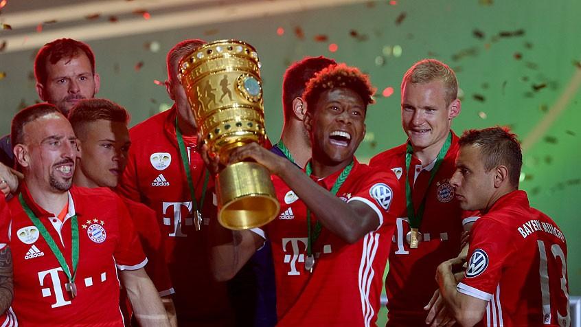 كأس ألمانيا.. بايرن ميونيخ يتوج باللقب على حساب لايبزيغ