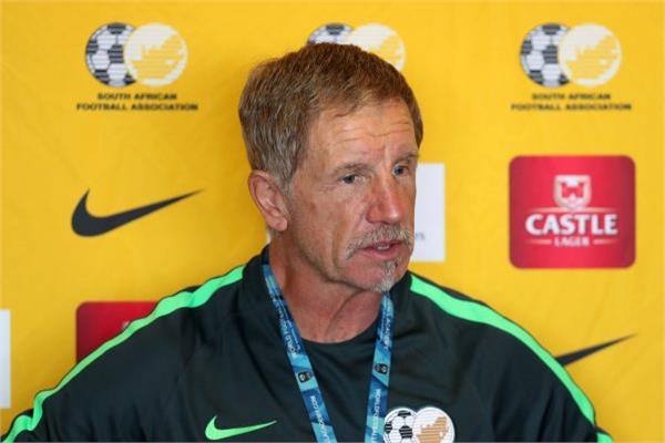 مدرب جنوب إفريقيا: سنسعى للتعويض اليوم