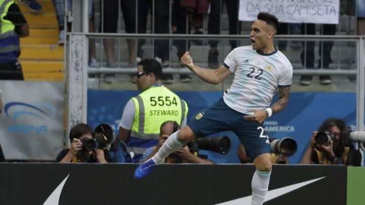 كوپا اميركا 2019: الأرجنتين والأوروغواي والبيرو الى ربع النهائي