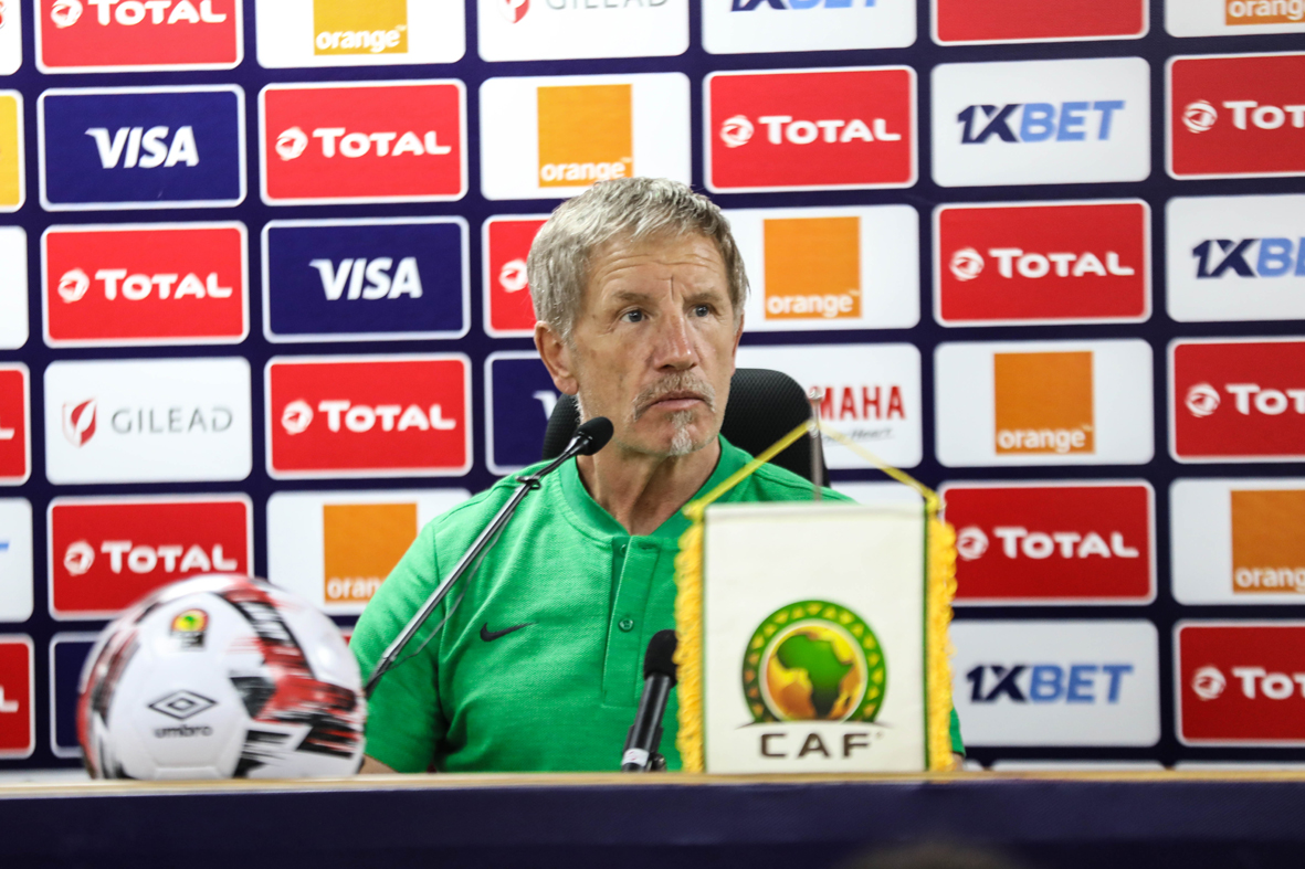 هذا ماقاله مدرب جنوب أفريقيا عن هجوم أسود الأطلس