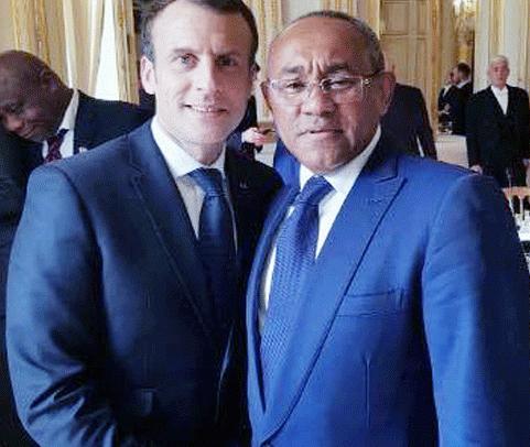 مبارشرة من باريس: ماكرون ينهي الإجتماع والحكم بعد التداول