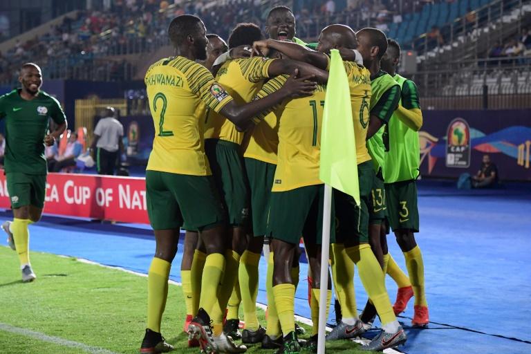 أمم أفريقيا 2019: فوز أول يحيي آمال جنوب أفريقيا
