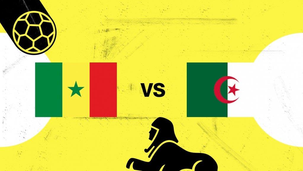 الجزائر تشكل عقدة، لكن معنويات السنغال الأقوى
