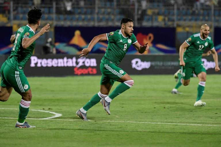 الجزائر تتفوق على السنغال وتعبر الى ثمن النهائي