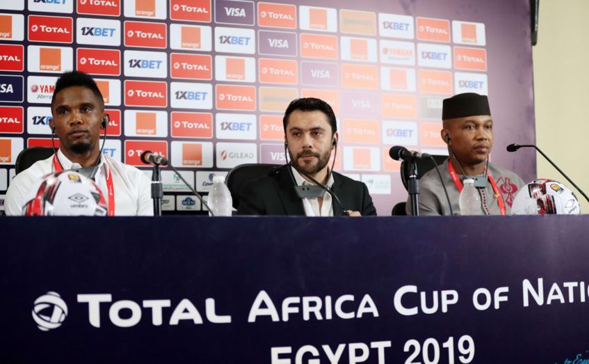 كأس إفريقيا للأمم: أهم ماجاء في الندوة الصحفية لأساطير الكرة الافريقية