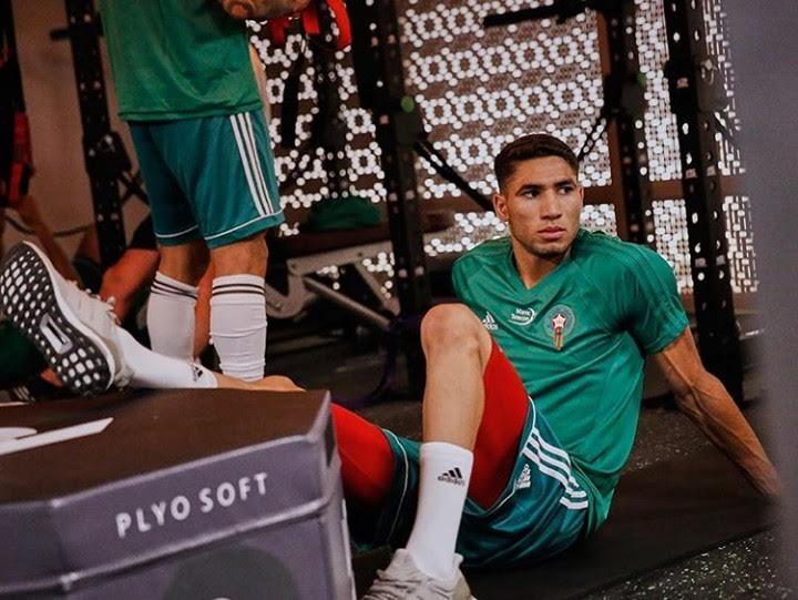 لكحل يسبق المنتخب المغربي لمصر