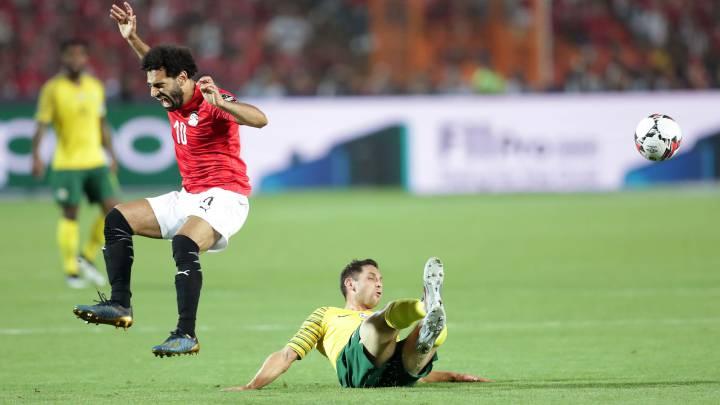 كأس إفريقيا: جنوب إفريقيا تفاجئ مصر وتخرجها من ثمن النهائي