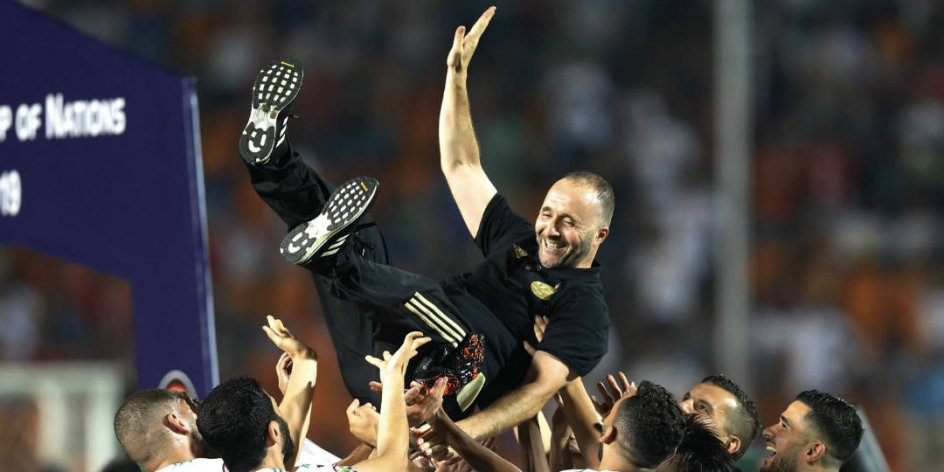 جوائز الفيفا: الجزائري جمال بلماضي مرشح لجائزة أفضل مدرب في العالم