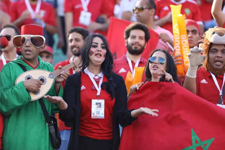 هنا القاهرة.. الجماهير تكثف البحث عن تذاكر العودة للمغرب