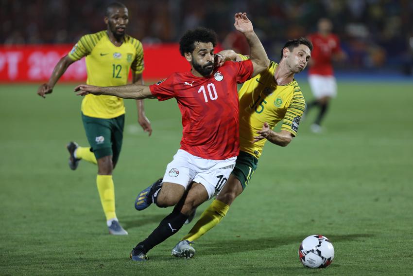 كأس أمم إفريقيا: جنوب إفريقيا تخرج منتخب مصر البلد المضيف من المنافسة