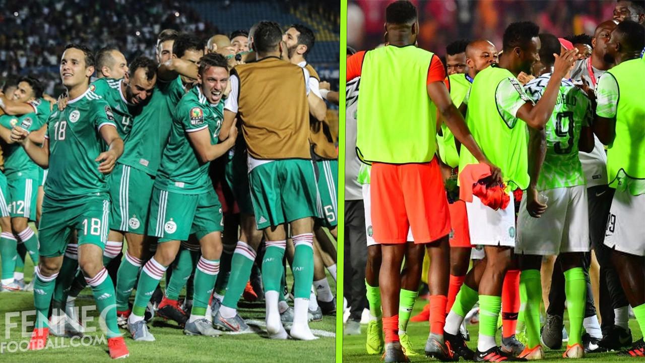 الجزائر - نيجيريا: نهائي قبل الأوان