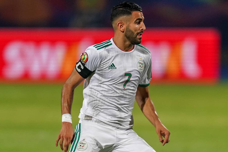 سبعة لاعبين خارج حسابات الجزائر اليوم
