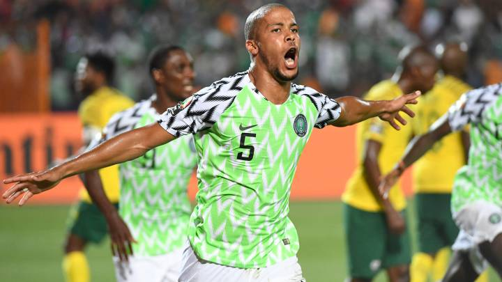 كاس امم افريقيا مصر 2019- نيجيريا الى الدور نصف النهائي