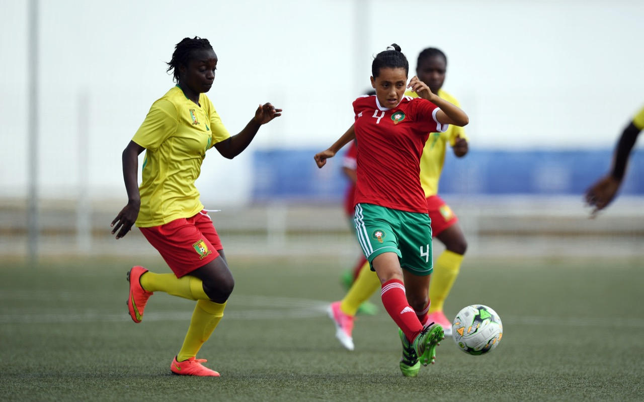 برونزية ثمينة لمنتخب كرة القدم النسوية لأقل من 20 سنة في الألعاب الإفريقية.