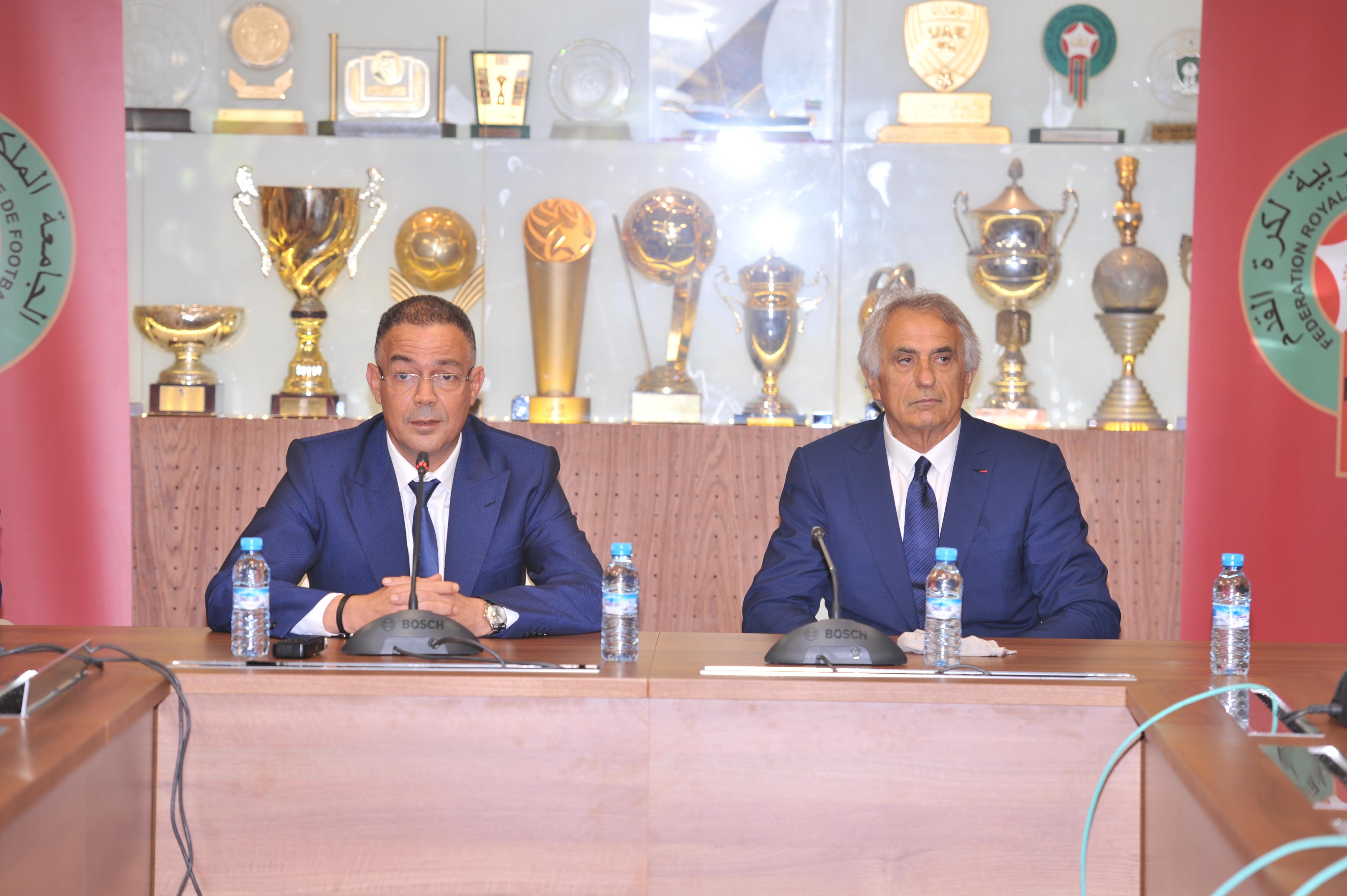سبق   المنتخب  بوركينافاسو و النيجر أول اختبار للبوسني