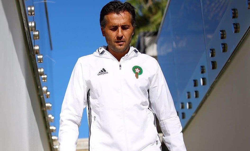 بوميل إختار 27 لاعبا لمواجهة مالي في مباراة حاسمة