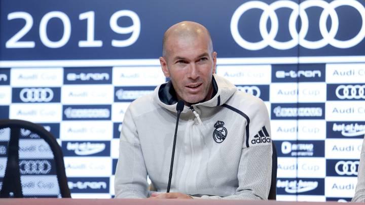 هذا ما يريده زيدان مع ريال مدريد