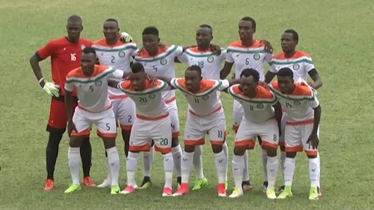 لائحة منتخب النيجر لمواجهة الاسود