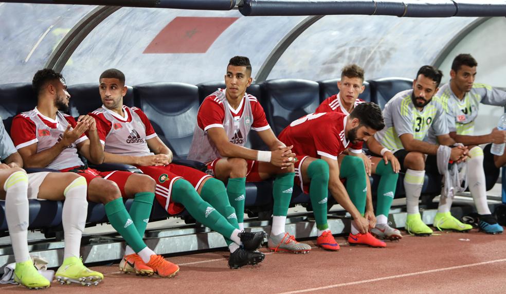 عقدة ملعب مراكش تتواصل  مع الأسود