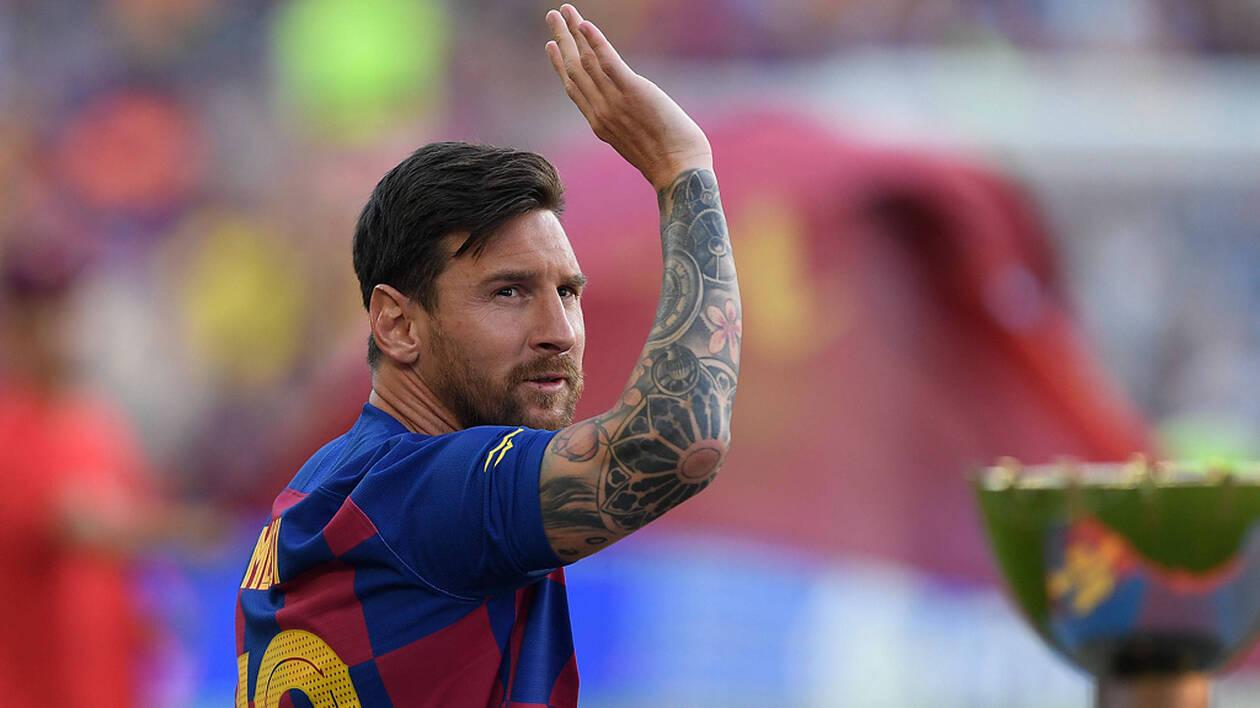 ميسي يحدد مستقبله مع برشلونة ويحدد موقفه من نيمار