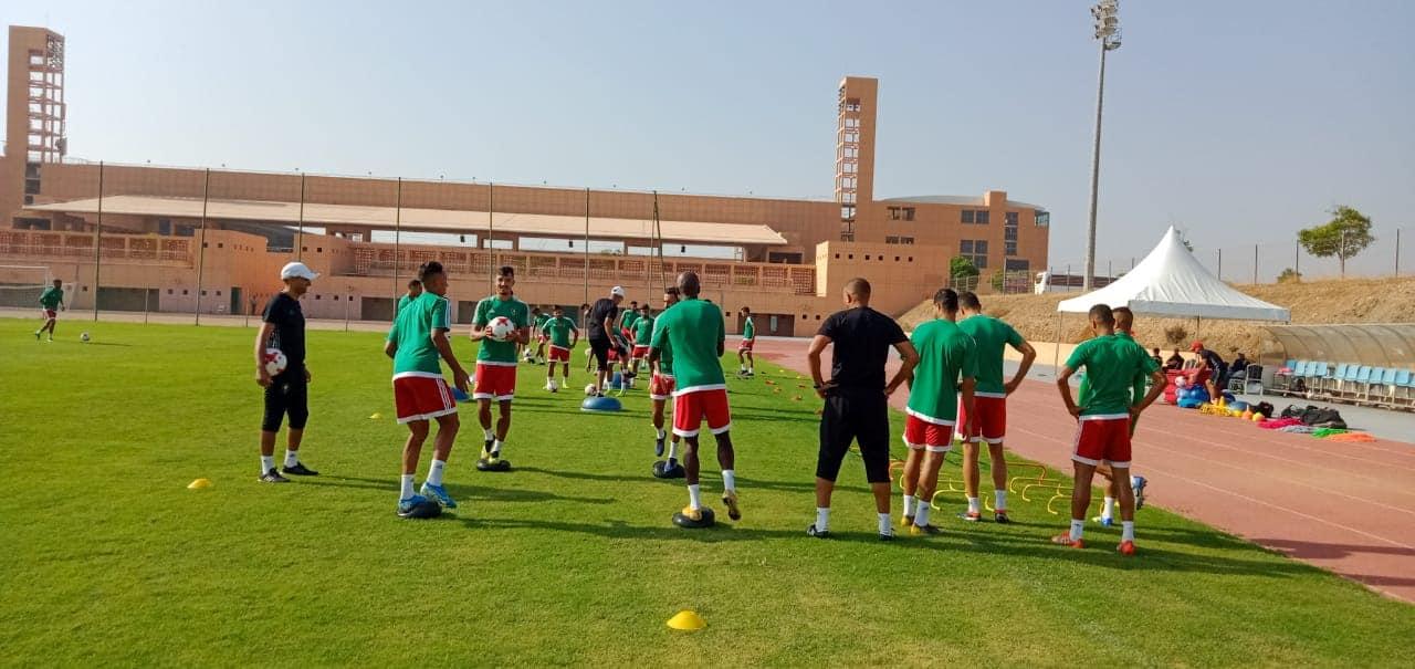 المنتخب المحلي المغربي ـ منتخب النيجر:  ودية مفيدة بأهداف متنوعة