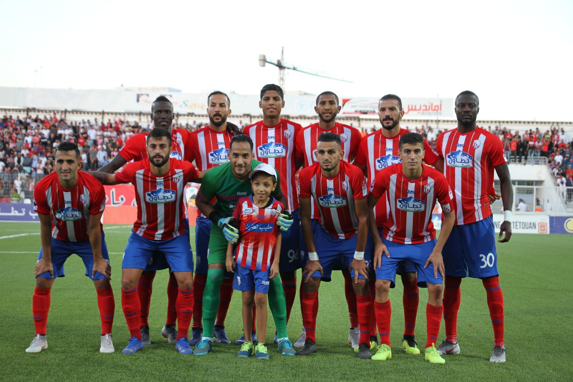 البطولة الإحترافية: المغرب التطواني بالعلامة الكاملة
