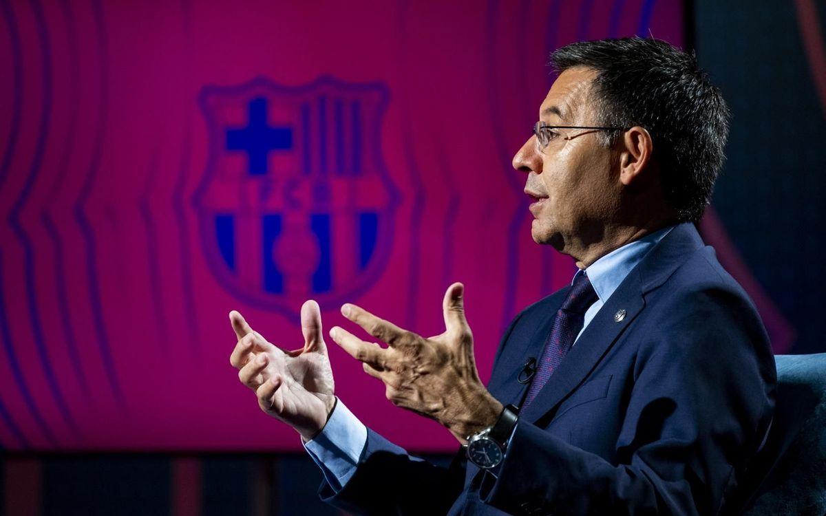 برشلونة يتوقع مداخيل قياسية بمليار اورو في موسم 2019-2020