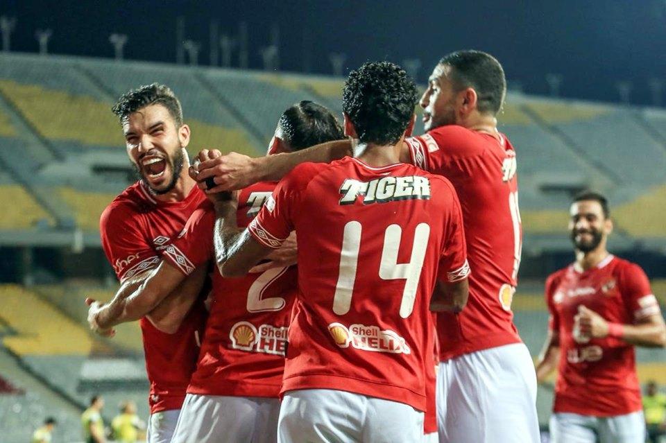 ازارو جاهز للمشاركة رفقة الأهلي المصري