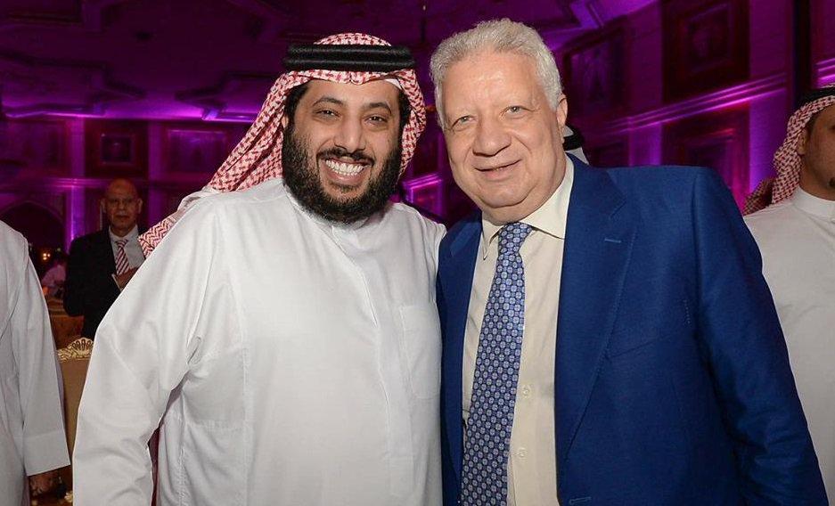 تركي آل الشيخ يتحدى الأندية العربية!!