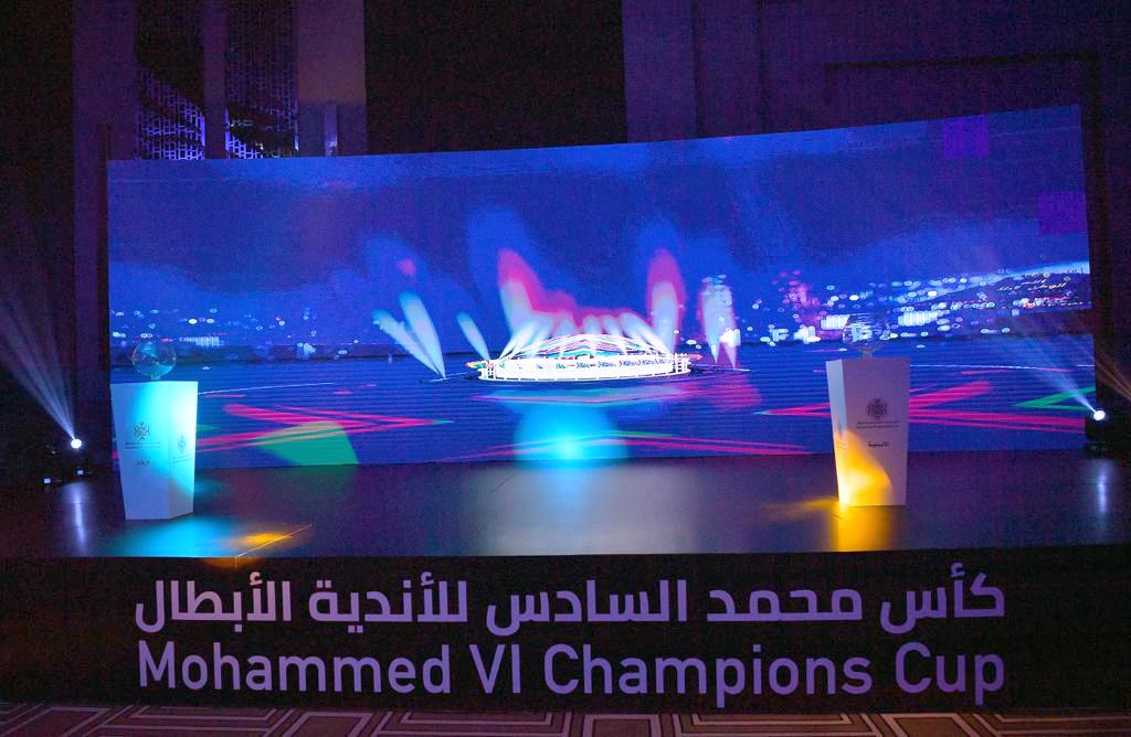 هذه هي تواريخ مباريات الاندية المغريية في كأس محمد السادس للأندية الأبطال