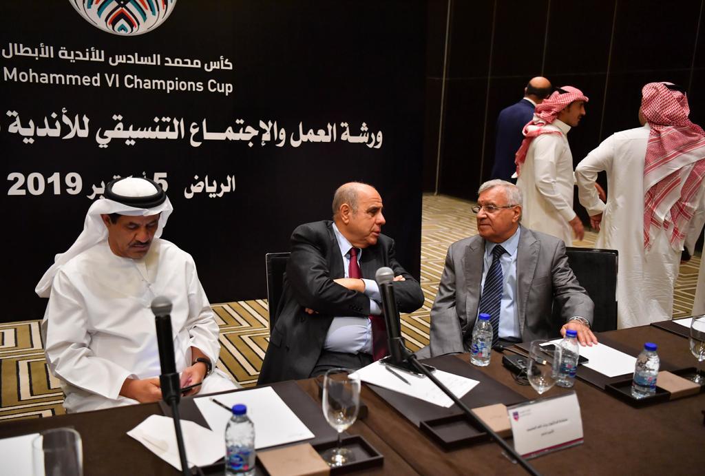 مسابقة عربية للشبان والفتيان