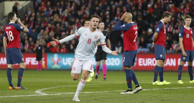 تصفيات كأس اوروبا 2020: هدف قاتل للنرويج يؤجل تأهل اسبانيا