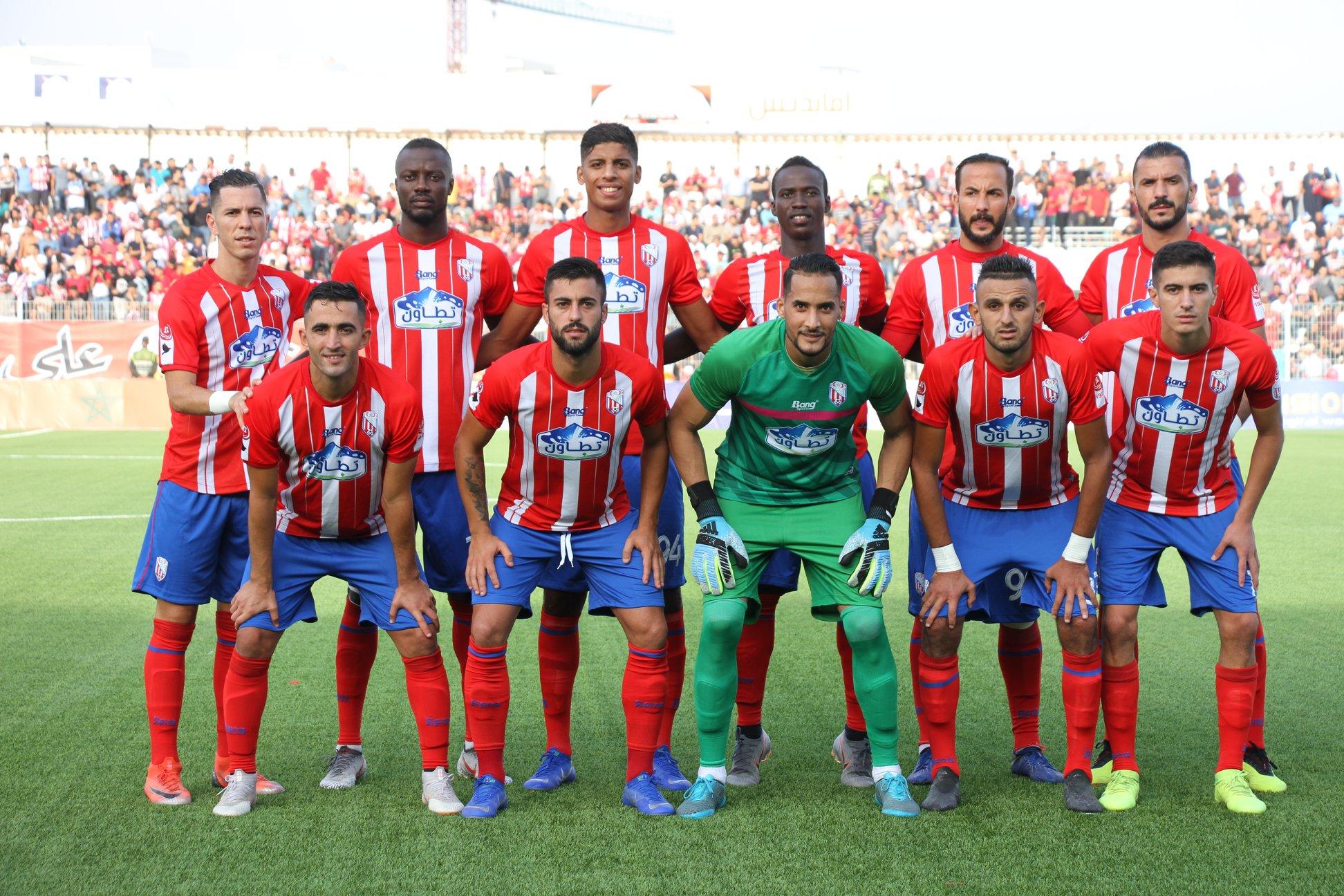 انخيل بياديرو يسرح لاعبي المغرب التطواني لأربعة ايام