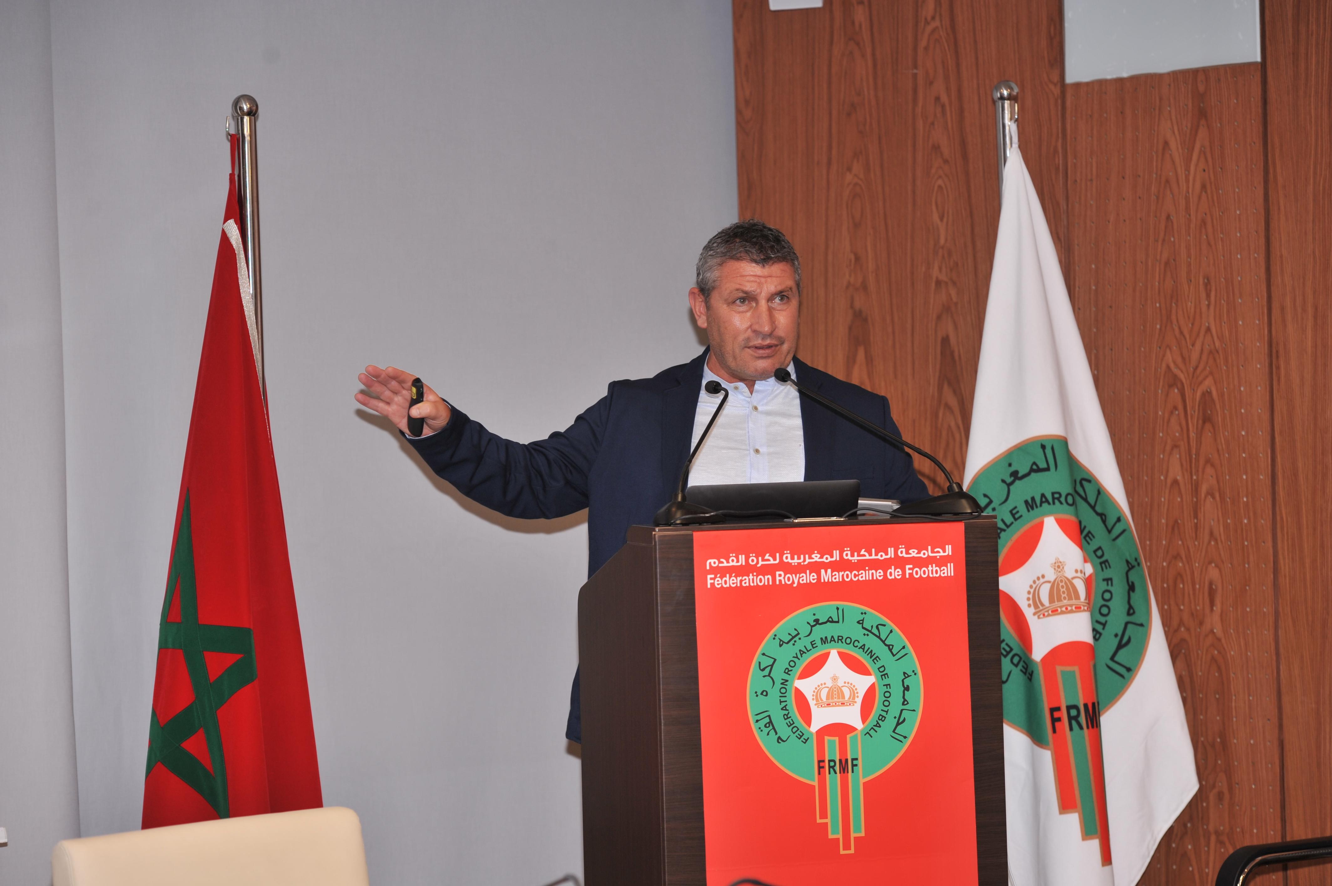 أوشن يحدد إستراتيجية الإدارة التقنية الوطنية