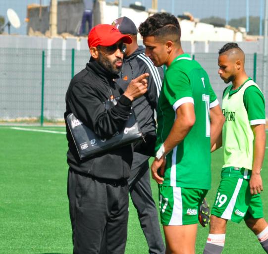 الجيراري: سعيد بالإشراف على تدريب سطاد المغربي
