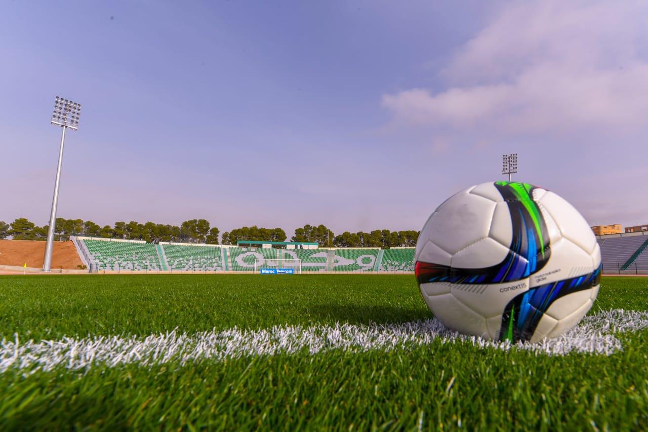 إقبال كبير على تذاكر مباراة المغرب وليبيا