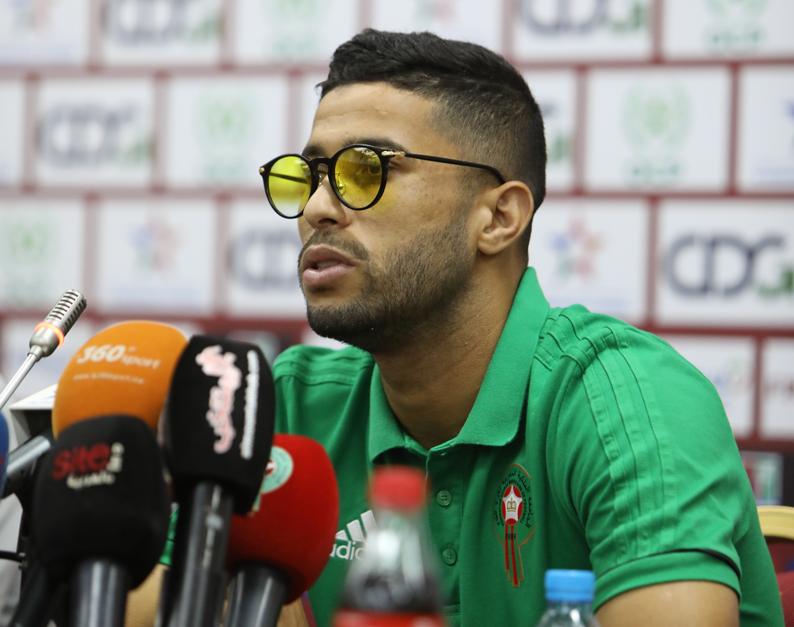 يحيى جبران.. أعتذر من الجميع وانتظرونا أمام موريتانيا